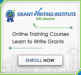 GrantWriterInstitute - gwi.education